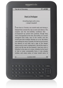 Amazon Kindle Keyboard 3 (amazon.com)