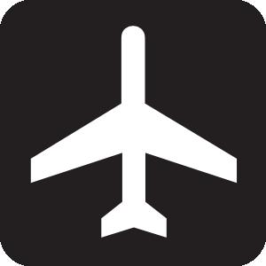 http://www.clker.com/clipart-map-symbols-airport-black.html