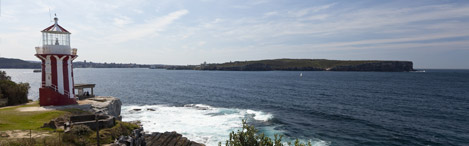 Hornby Lighthouse, South Head, Sydney Harbour National Park (www.sydney.com)