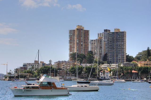 Darling Point, Sydney NSW (Wikipedia)