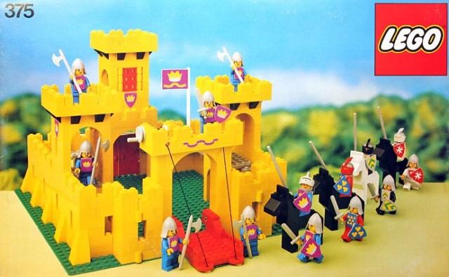 1978 Lego Castle (www.brickpicker.com)