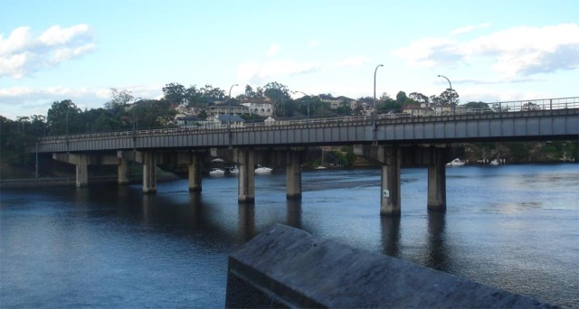 Fig Tree Bridge, Hunters Hill-Linley Point NSW (Maudlingothic/Wikipedia)