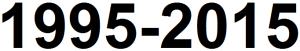 1995-2015