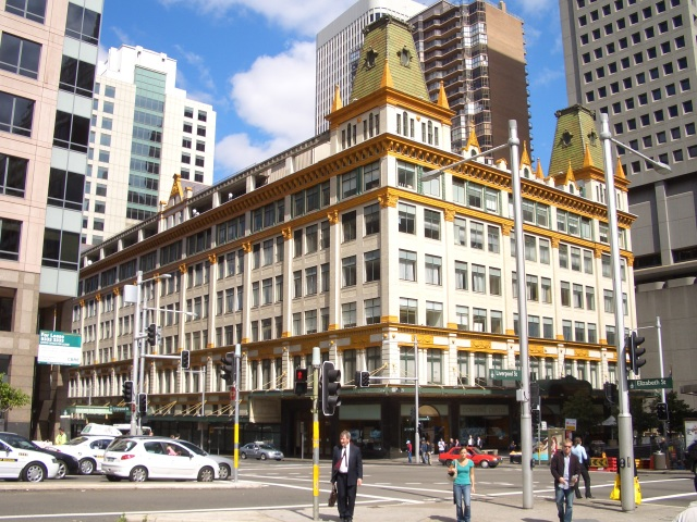 The Downing Centre, Sydney NSW Australia (J. Bar/Wikipedia)