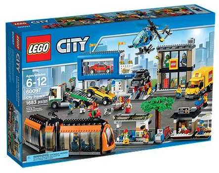 Lego 60097 City Square (legoshop.com)