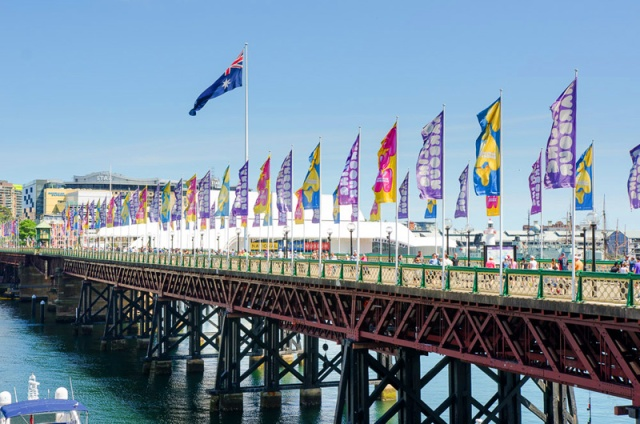 Pyrmont Bridge (http://www.7bridgeswalk.com.au/)